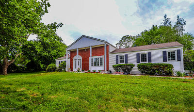 Single Family Home For Sale: 77 Overbrook Drive