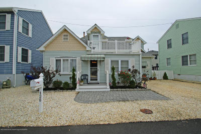 Lavallette Single Family Home For Sale: 128 Marshmallow Road
