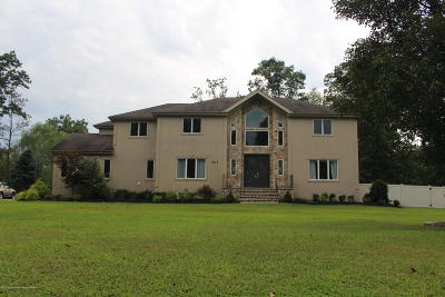 Single Family Home For Sale: 501 Ely Harmony Road