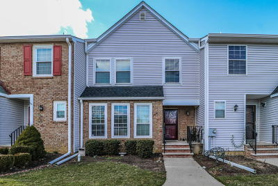 Morganville Condo/Townhouse For Sale: 213 Colby Place