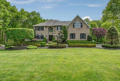 Marlboro Single Family Home For Sale: 7 Bella Vista Court