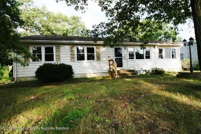 Brick Single Family Home For Sale: 135 Coolidge Drive