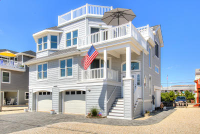 Long Beach Twp Single Family Home For Sale: 5 W Marshall Avenue