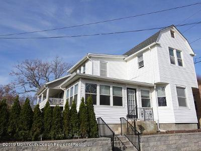Bradley Beach Single Family Home For Sale: 705 Central Avenue