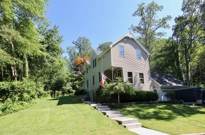 Neptune Township Single Family Home Under Contract: 215 Beverly Way