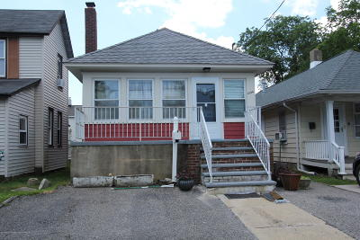 Neptune Single Family Home For Sale: 1206 9th Avenue