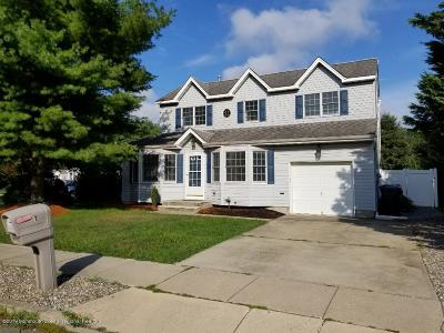 Brick Single Family Home For Sale: 1 Princeton Pines Place