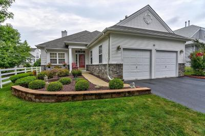 Monmouth County Adult Community For Sale: 19 Narrowbrook Court