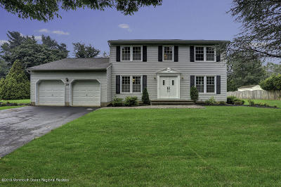 Single Family Home For Sale: 24 Chatham Ridge Drive