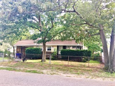 Brick Single Family Home Under Contract: 13 Hoover Drive