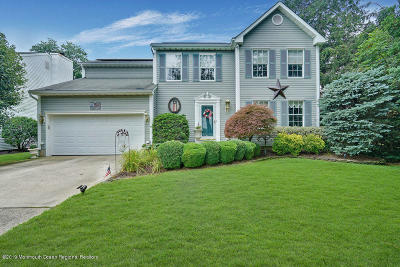 Point Pleasant Single Family Home For Sale: 1503 Beaver Dam Road