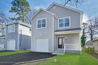 Toms River Single Family Home Under Contract: 230 Morris Boulevard