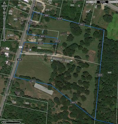 Residential Lots & Land For Sale: 287 S Hope Chapel Road