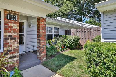 Monmouth County Adult Community For Sale: 113 Viburnum Terrace #314