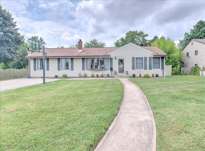 Freehold Single Family Home For Sale: 7 Forsgate Drive