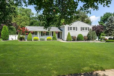 Freehold Single Family Home Under Contract: 28 Windham Way