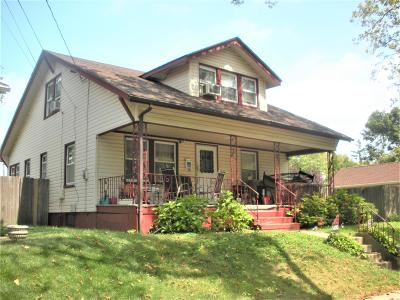 Asbury Park Single Family Home For Sale: 1405 4th Avenue