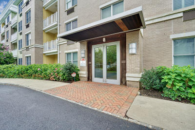 Long Branch Condo/Townhouse For Sale: 55 Melrose Terrace #214