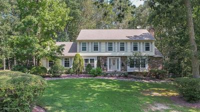 Single Family Home For Sale: 164 Stone Hill Road