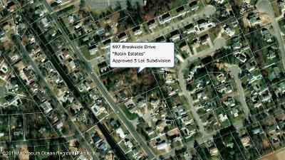 Residential Lots & Land For Sale: 697 Brookside Drive