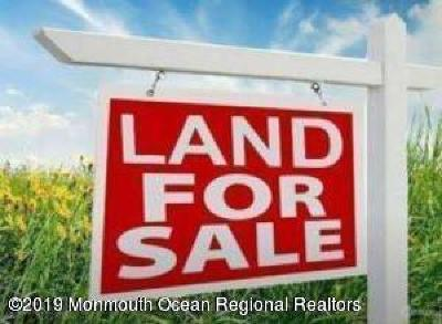 Residential Lots & Land For Sale: 770 Monmouth Road