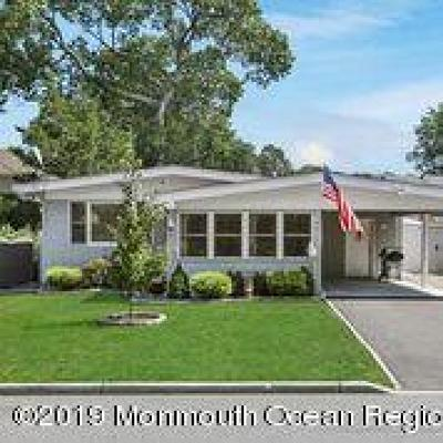 Point Pleasant Single Family Home For Sale: 504 Riverwood Avenue
