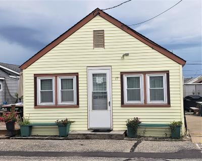 Seaside Park Single Family Home Under Contract: 17 4th Lane #112