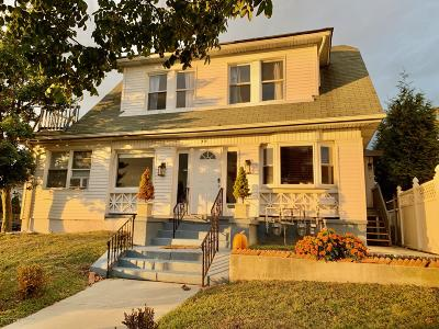Asbury Park Rental For Rent: 415 Sunset Avenue