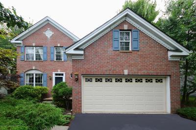 Morganville Single Family Home For Sale: 248 Kensington Drive
