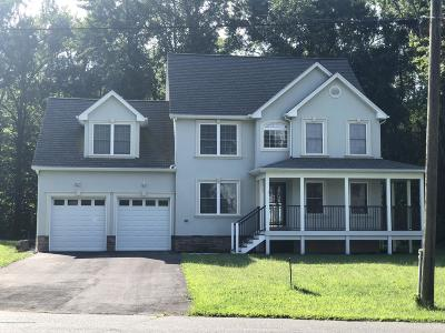 Ocean County Single Family Home For Sale: 66 Lakeview Drive