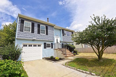 Neptune Township Single Family Home Under Contract: 1117 Heck Avenue