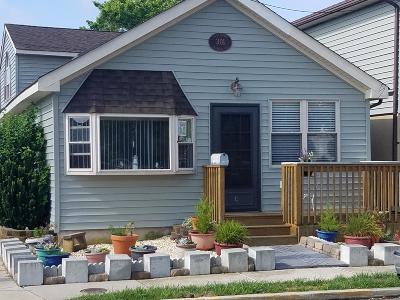 Seaside Heights Condo/Townhouse For Sale: 301 Franklin Avenue #c