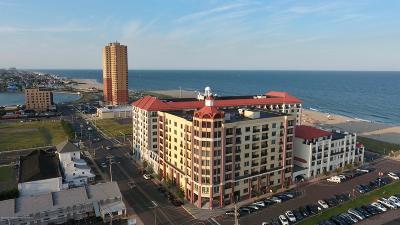Asbury Park Condo/Townhouse Under Contract: 1501 Ocean Avenue #1214