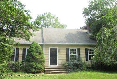 Marlboro Single Family Home Under Contract: 75 School Road