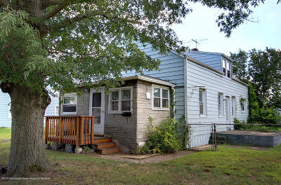 Keansburg Multi Family Home Under Contract: 212 Seeley Avenue