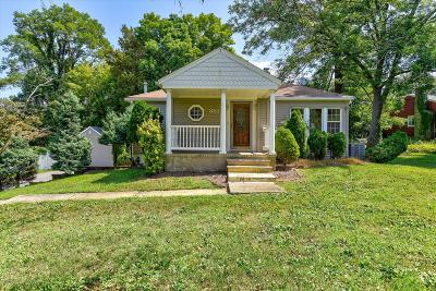 Freehold Single Family Home For Sale: 351 Pond Road