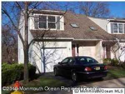 Holmdel Condo/Townhouse Under Contract: 16 Maria Court