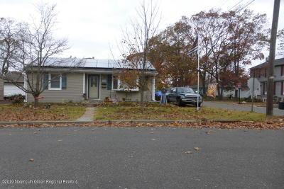 Point Pleasant Single Family Home For Sale: 1109 Barton Avenue