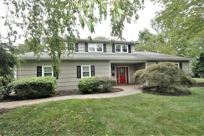 Freehold Single Family Home For Sale: 150 Coachman Drive