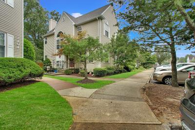Condo/Townhouse For Sale: 2007 Wagon Wheel Court