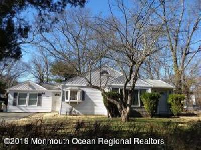 Ocean County Single Family Home For Sale: 1480 Laurelwood Avenue