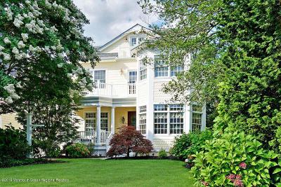 Monmouth County Single Family Home For Sale: 115 Philadelphia Boulevard