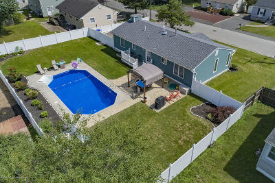 Ocean County Single Family Home For Sale: 770 Pine Drive