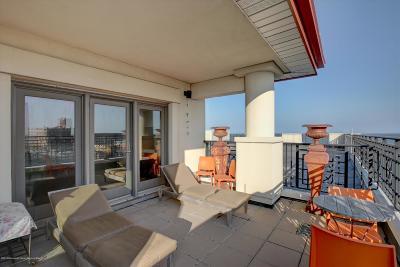 Asbury Park Condo/Townhouse For Sale: 1501 Ocean Avenue #1403