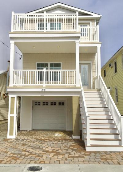 Seaside Heights Single Family Home For Sale: 222 Sherman Avenue