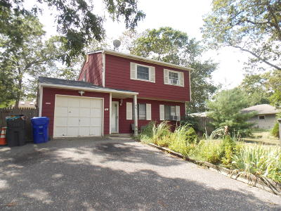 Ocean County Single Family Home For Sale: 887 Cypress Avenue