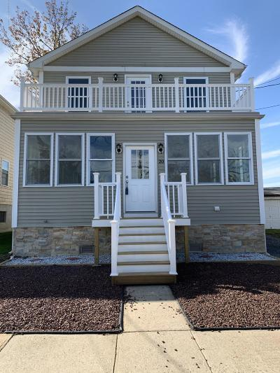 Long Branch Single Family Home For Sale: 20 Catherine Street