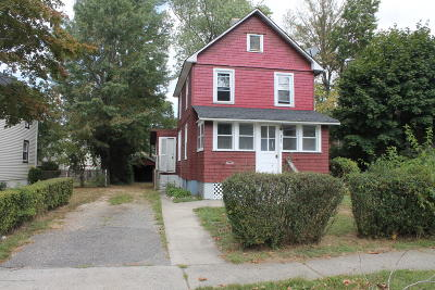 Freehold Single Family Home For Sale: 17 Ford Avenue