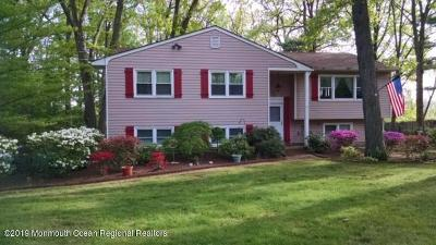 Middletown Single Family Home For Sale: 211 Mountainside Avenue
