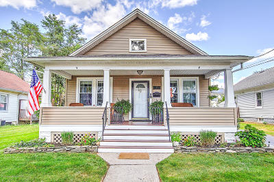 Freehold Single Family Home Under Contract: 11 Ellis Street